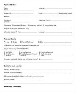 formular credite