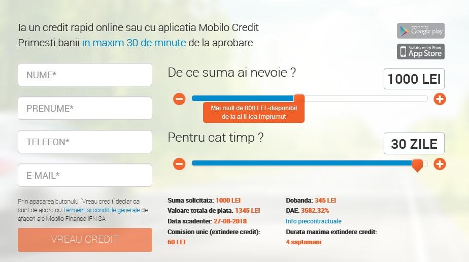 Mobilo Credit